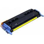 Cartuccia Toner Compatibile con HP Q6002A e Canon Cartridge 707 Giallo