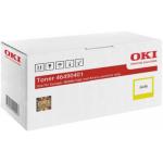 Oki 46490401 Toner Originale Giallo