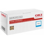 Oki 46490403 Toner Originale Ciano