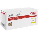 Oki 46490605 Toner Originale Giallo