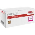 Oki 46490606 Toner Originale Magenta