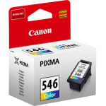 Cartuccia Canon ORIGINALE CL546XL ALTA CAPACITA COLORI