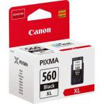 3712C001 Cartuccia Canon PG-560XL Originale Alta Capacità Nero