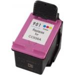 Cartuccia colore rigenerata 901 Compatibile con HP CC656AE
