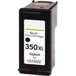 HP CB336EE 350XL alta capacita Rigenerata Nero 30ml