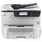 Stampante Epson WorkForce Pro WF-C8610DWF multifunzione ink-jet