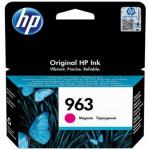 HP 3JA24AE 963 cartuccia magenta originale