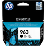 HP 3JA26AE 963 cartuccia nero originale
