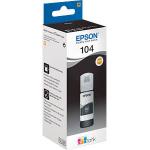 Inchiostro Nero Originale Epson C13T00P140 EcoTank 104