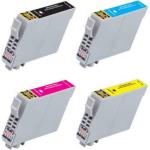 Multipack compatibile con C13T03A64010 Epson 603 XL serie Stella Marina (T03A6)