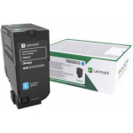 Toner Originale Ciano Lexmark 75B20C0 return program