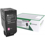 Toner Originale Magenta Lexmark 75B20M0 return program