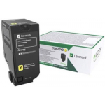 Toner Originale Giallo Lexmark 75B20Y0 return program