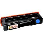 Toner Ciano Compatibile con Ricoh 407900