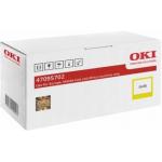 Cartuccia toner giallo Oki 47095701 originale