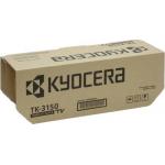Toner Originale Nero Kyocera 1T02NX0NL0 TK-3150