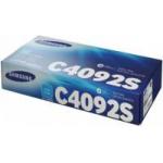 Toner Originale Samsung CLT-C4092S Ciano (HP SU005A)