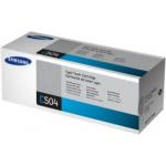 Toner Originale Samsung CLT-C504S Ciano