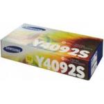Toner Originale Samsung CLT-Y4092S Giallo (HP SU482A)