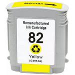 Compatibile con C4913A HP 82 giallo cartuccia ink-jet