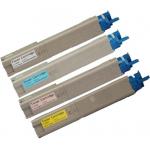 Multipack Toner Compatibili Oki C3520 BK/C/M/Y