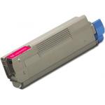 Toner Compatibile per Oki C5100 C5200 C5250 C5300 C5400 C5450 C5510MFP MAGENTA(3151M)