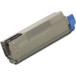 Toner Compatibile per Oki C5100 C5200 C5250 C5300 C5400 C5450 C5510MFP NERO (3151BK)