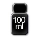 Inchiostro per Stampanti Epson 100ml Nero Universale