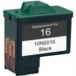Lexmark 10N0016 Alta Capacita' Nero Rigenerata