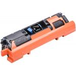 Toner Compatibile Q3960A Nero per stampanti HP LaserJet Color 2550 2820 2840 (CANON 701 Bk)