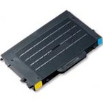 Toner COMPATIBILE ciano ALTA CAPACITA' per stampante Samsung CLP 500 - CLP 550