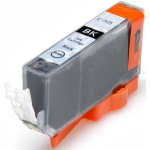 Cartuccia compatibile con Canon CLI-521BK Nero Photo con CHIP
