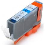 Cartuccia compatibile con Canon CLI-526C Ciano CON CHIP