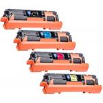 Multipack toner rigenerati compatibili 122A HP Q3960/1/2/3