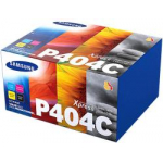 Value Pack CLT-P404C 4 Toner Originali Samsung: nero ciano magenta giallo