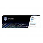 Toner Originale HP CF531A / Toner JetIntelligence 205A cyano