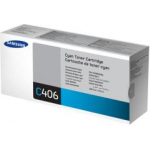 Toner Originale Samsung CLT-C406S Ciano