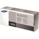 Toner Originale Samsung CLT-K406S Nero