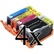 Multipack 16 cartucce compatibili con HP 920XL