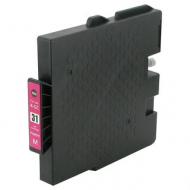 Cartuccia Compatibile con GC31M Magenta