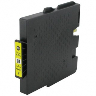 Cartuccia Compatibile con GC31Y Giallo
