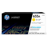 Toner giallo CF452A Originale HP