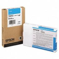Cartuccia ciano C13T605200 Originale Epson
