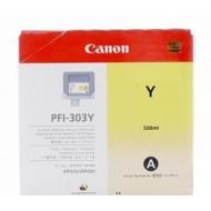 Serbatoio inchiostro giallo 2961B001AA Originale Canon