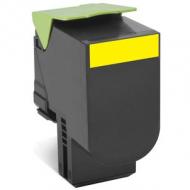 Toner giallo 80C2XY0 Originale Lexmark