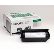 Toner nero 12A6860 Originale Lexmark