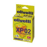 Testina di stampa 3 colori B0218 Originale Olivetti