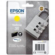 Cartuccia giallo C13T35844010 Originale Epson