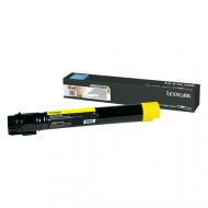 Toner giallo 22Z0011 Originale Lexmark