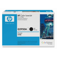 Toner nero Q5950A Originale HP